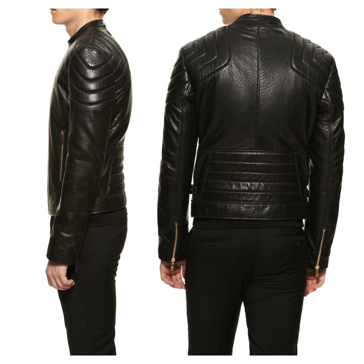 Must have Fall/Winter leather jacket by Vesace